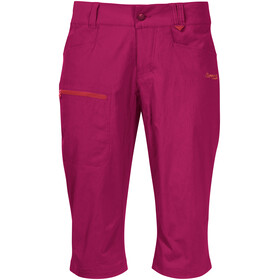 Bergans Utne Pirate Pantalones Mujer, bougainvillea/strawberry
